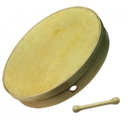 Pandero (frame drum) Ø40 cm, piel