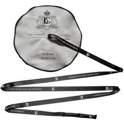 Tsunami Cable G10-SSCA Recto/Recto 3m Carbon