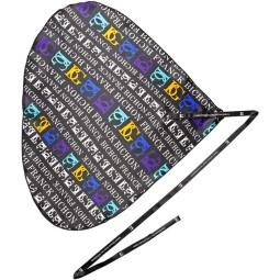 Tsunami Cable G10-SSTB Recto/Recto 3m TC Blue