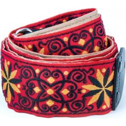 Guitarra Acústica Veelah V1-PE Slot Head Electr. C/Funda